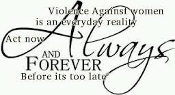Violence Against Women Is an Everyday Reality ~ Flirt Quote