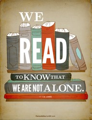 We Are Not Alone ~ Education Quote