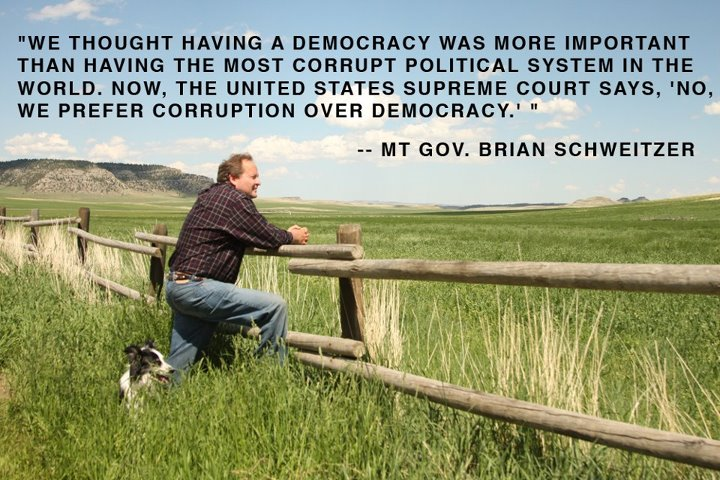 We Thought Having a Democracy having A Democracy was more important than Having The Most Corrupt