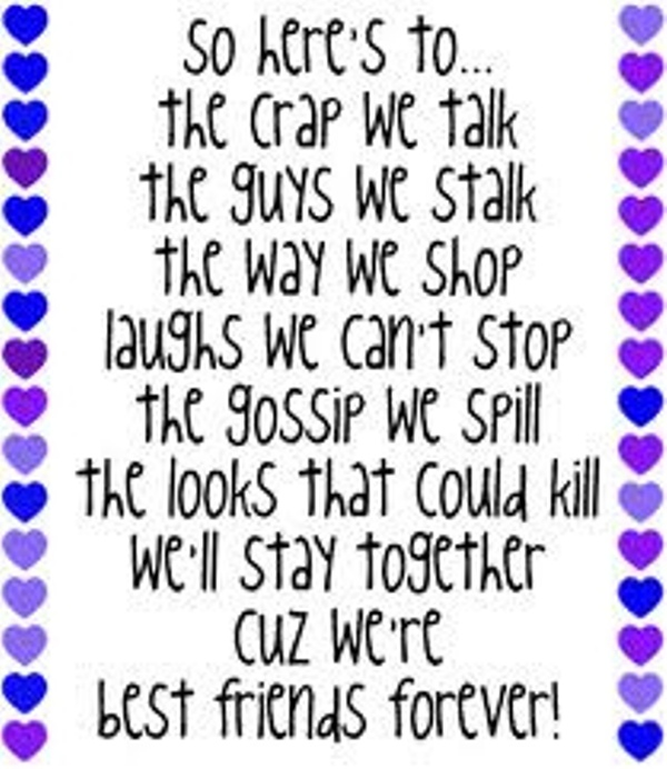 Everlasting Friendship Quotes : Pics photos love quotes friends forever pictures quote