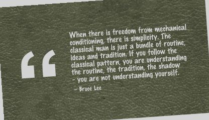 When there is freedom ~ Freedom Quote