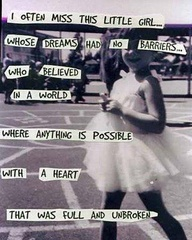 Where Anything Is Possible with A Heart ~ Confidence Quote