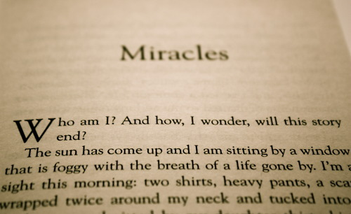 Who am I! And How,I Wonder,Will this Story End! ~ Books Quote