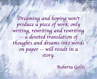 Will Result In a Story ~ Dreaming Quote