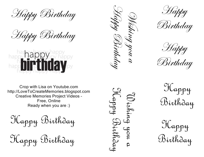 Wishing you a Happy Birthday ~ Birthday Quote