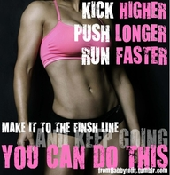 You Can Do This ~ Exercise Quote