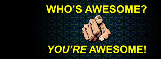 You're Awesome! ~ Astrology Quote