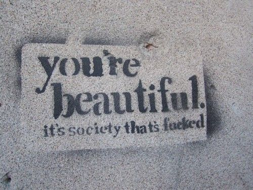 You're Beautiful ~ Beauty Quote