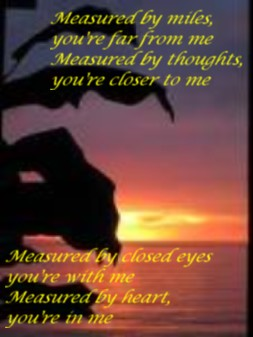 You're Closed to Me ~ Beauty Quote