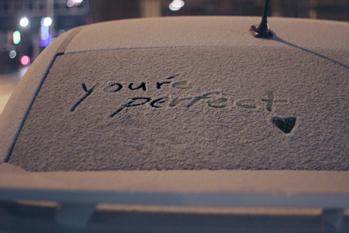 You're Perfect ~ Being In Love Quote