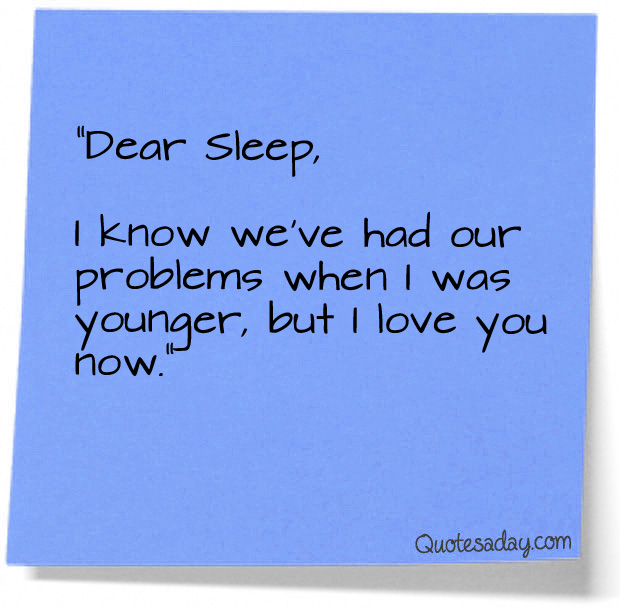 Funny Cant Sleep Quotes: Just Plain Funny