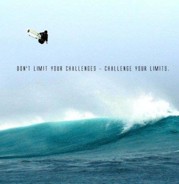 Don't Limit Your Challenges Challenge Your Limits Inspirational New Inspirational Quotes About Challenges