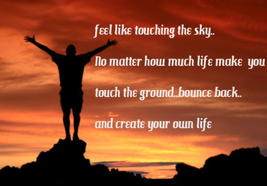 Quotes That Touched Me In 2013: Srishti: Touch The Sky