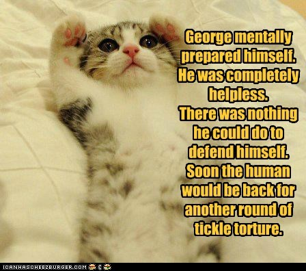 George Mentally Prepared Himself,He Was Completely Helpless ~ Get Well Soon Quote