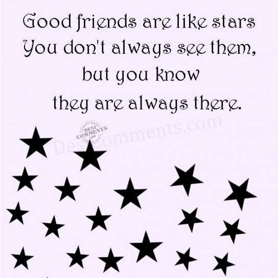 Friendship Quotes Always There For You: You Are A Great Friend Quotes. QuotesGram