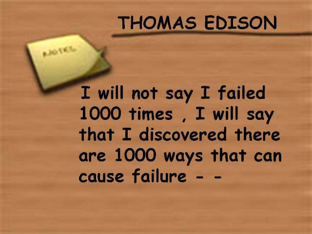 Inspirational Quotes About Failure: Forums At Psych Central