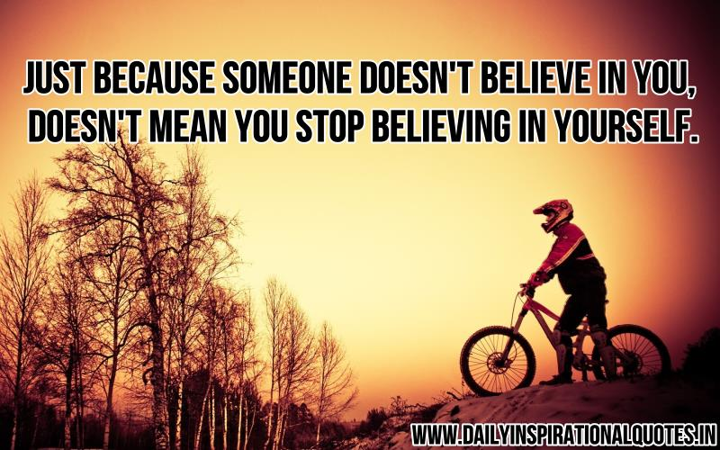 just believe in yourself quotes quotesgram
