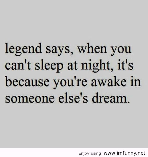 funny dream quotes