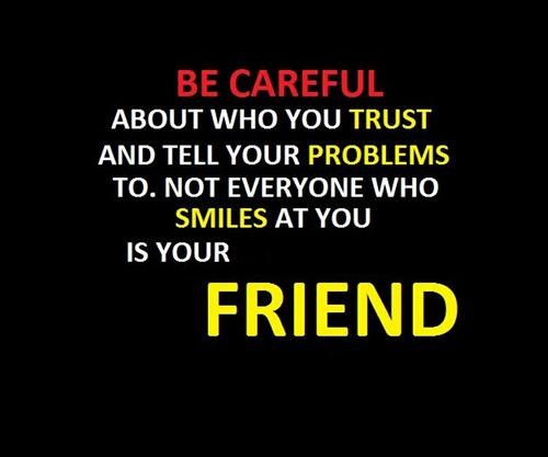 Quotes About Your Best Friend Not Trusting You : Quotes about trust issues and lies in a relationshiop