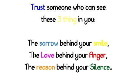 Quotes About Trust Iss...
