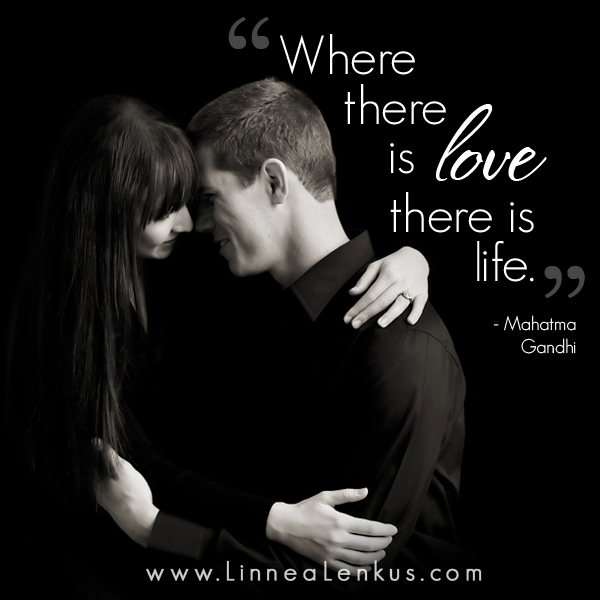 """Where There Is Love There Is Life"""" Inspirational Quote Interesting Love Life Motivation Quotes"""