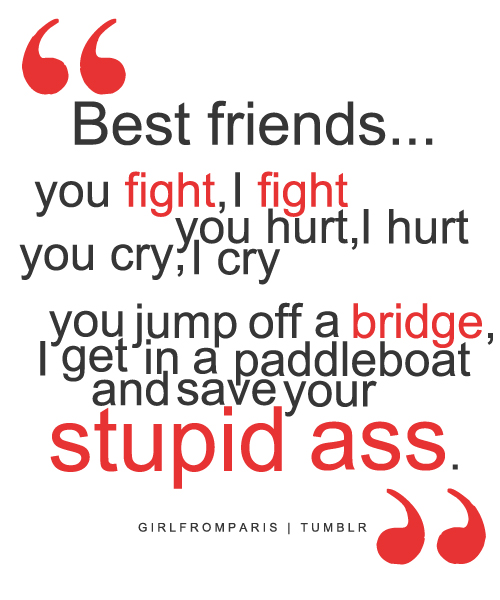 Best Friends You Fight,I Fight You,I Hurt You Cry,I Cry You ...
