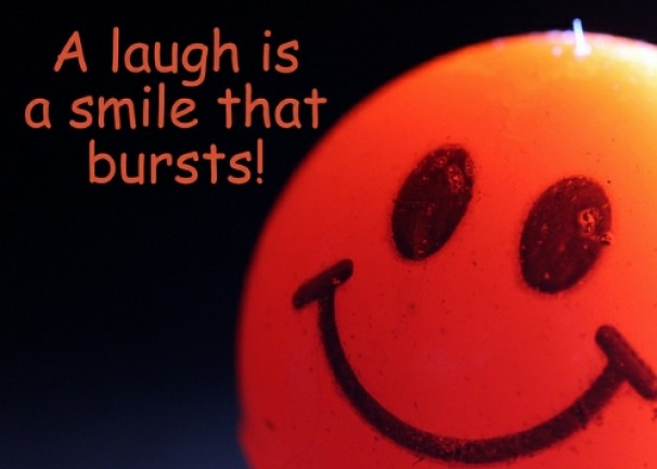 quotes about laughter and smiling - photo #19