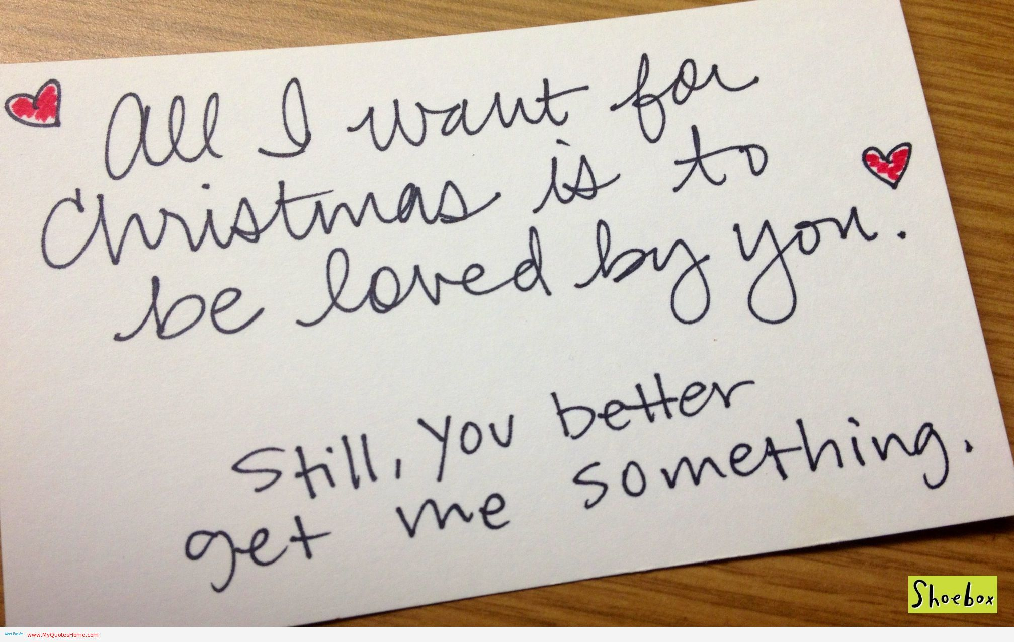 Christmas I Love You Quotes. QuotesGram