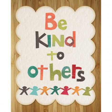 How to be kind to others essay
