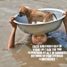 """Each And Every Day of Your Life Take The Time To Perform An Act of Kindness By Doing So You Can Make A Differance"" ~ Kindness Quote"