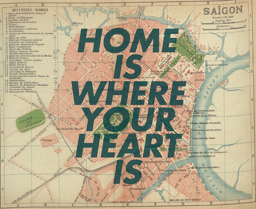 Home Is Where Your Heart Is ~ Love Quote - Quotespictures.com