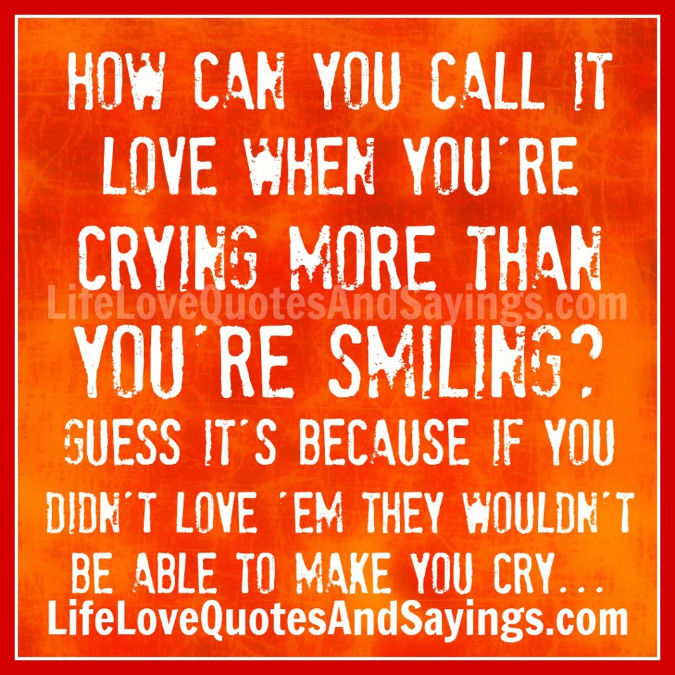 quotes that can make you cry quotesgram