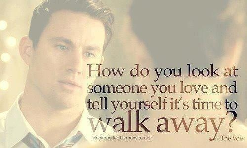 How Do You Look At Someone You Love And Tell Yourself It\'s ...