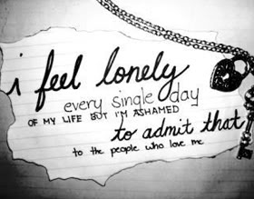 feel so lonely in my relationship