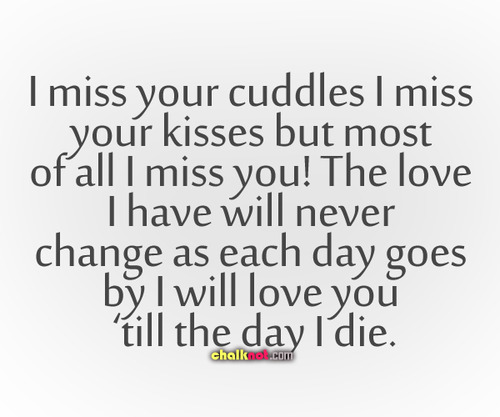 Missing Your Love Quotes: Love Quotes Images (2018 Quotes) : Page 154