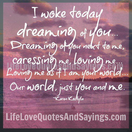 You And Me Love Quotes : ... -me-as-if-i-am-your-world-our-world-just-you-and-me-love-quote.jpg