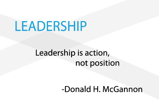 essay on leadership is action not position Read more about leadership is a choice, not a position: stepen r covey on business standard using the 8th habit as a guide for leadership in turbulent times.