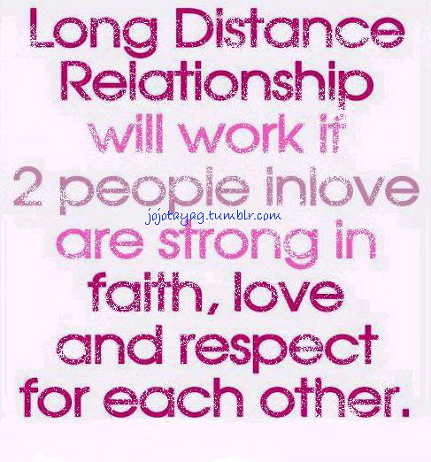 Respect Each Other: Long Distance Relationship Love Quotes. QuotesGram