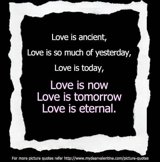 quotes about eternal love quotes