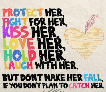 love quotes for her protect her fight for her pictures to