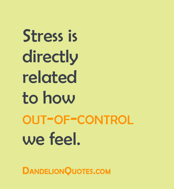 Stress Quotes: Quotes About Living With Anxiety. QuotesGram