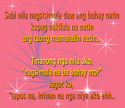 Cute Love Quotes For Her Tagalog : sweet love quotes tagalog for her tumblr