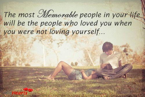 who loves you the most