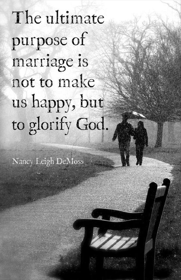 How to glorify god in a relationship