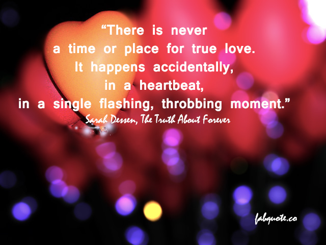 True Love Quotes: Quotes Regarding Love And Time. QuotesGram