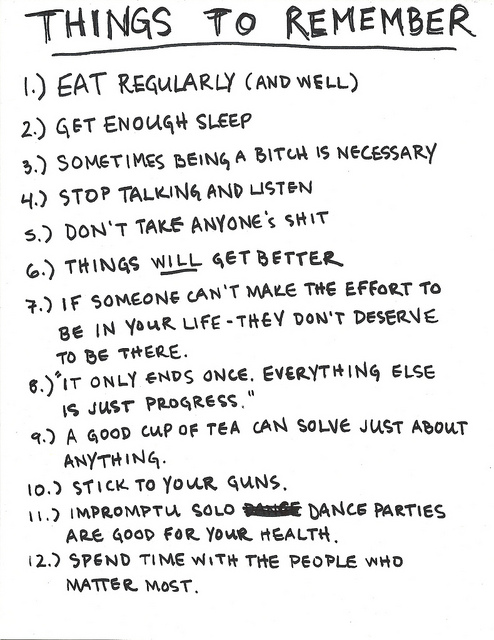 Things To Remember Life Quote Quotespictures Com