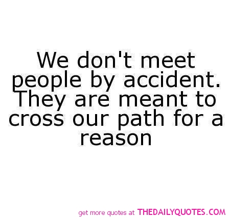 quotes about people you meet for a reason