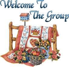 Welcome To The Group ~ Joy Quote