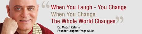 """When You Laugh - You Change When You Change The Whole World Changes"" ~ Laughter Quote"
