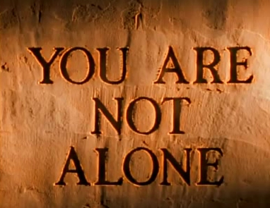 You Are Not Alone ~ Loneliness Quote